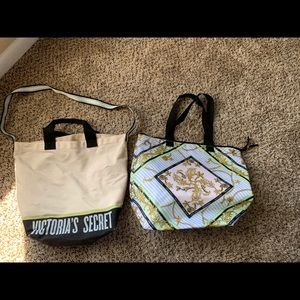 Victoria's Secret thermal tote
